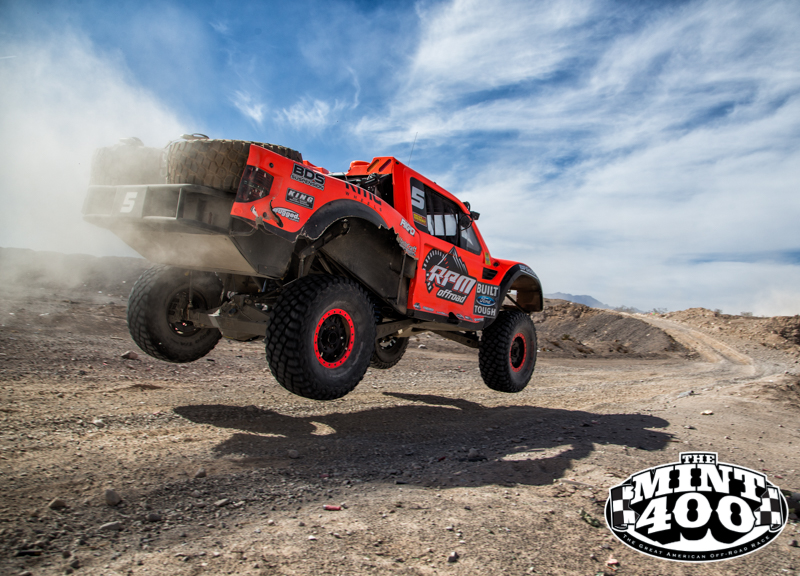 Mint 400 Action Photography