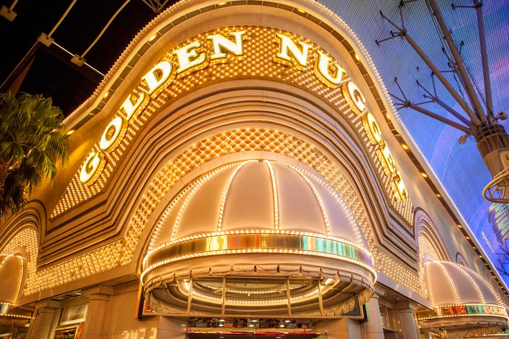 golden nugget las vegas events