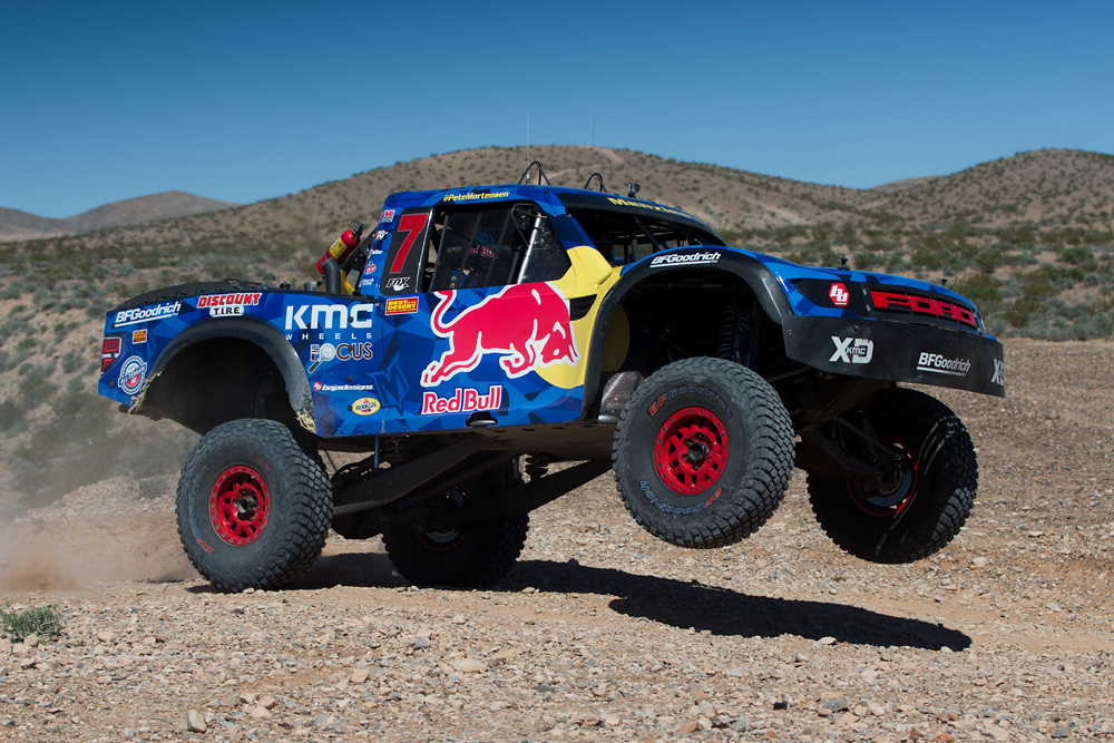 Jason Voss Wins the Method Race Wheels Mint 400 Time Trials