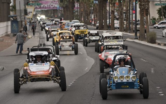 Mint 400 Kicks Off With 4wheel Parts Vehicle Parade Ed By Odyssey Battery
