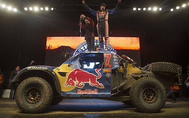 Bryce Menzies Squeaks Out Victory At Bfgoodrich Tires Mint 400
