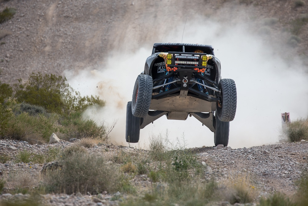 Harley Letner Bested The Deepest Trick Truck Field Of Season By Qualifying First At Method Race Wheels Time Trials For Bfgoodrich Mint 400