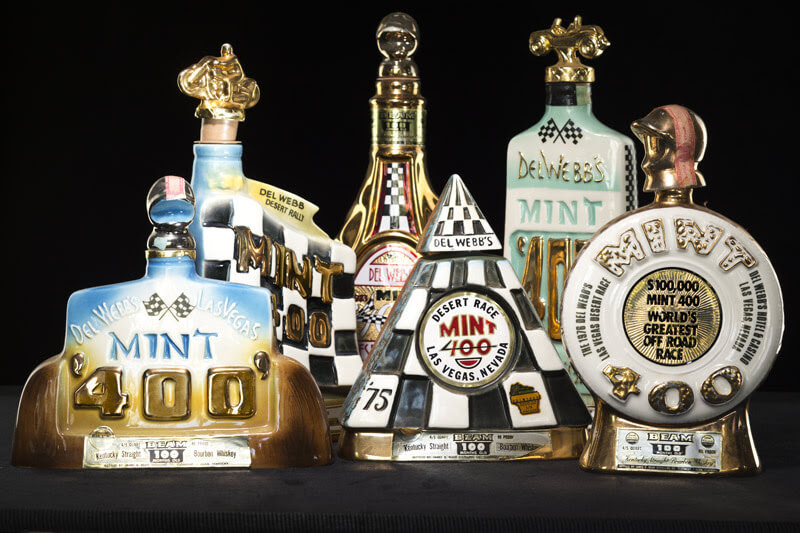 Mint 400 Decanters