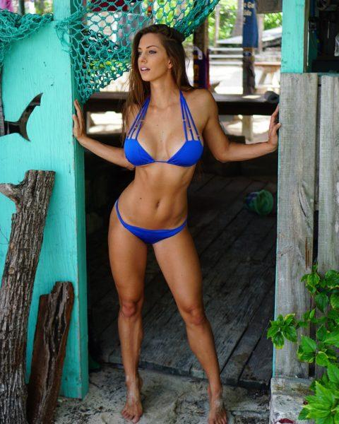 Buffalo bikini models